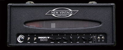 New Vintage Amplifiers Undertow 200 Bass Amp